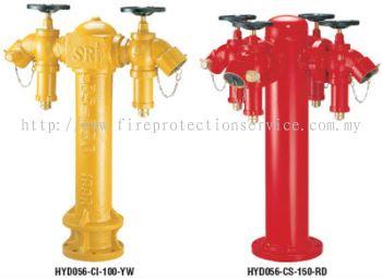 SRI High Pressure Fire Hydrant