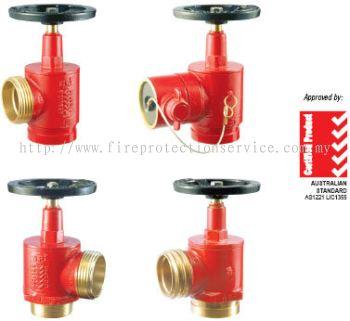 SRI Australian Standard Hydrant Valve As 2419.2