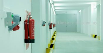Fire Protection Systems Maintenance - Factory Fire Maintenance Services