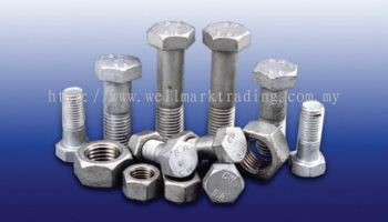 Structural Bolts & Nuts