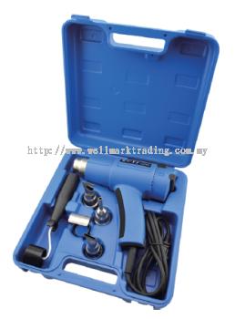 6Pc Digital Display Heat Gun Set