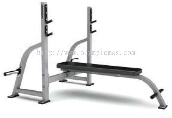 G1 �C FW163 �C Olympic Flat Weight Bench