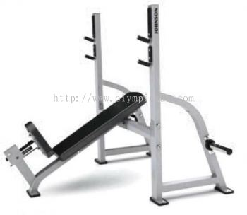 G1 �C FW164 �C Olympic Incline Weight Bench