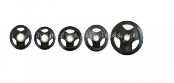 Accessory -OLYMPIC SIZE-Rubberized Weight Plate