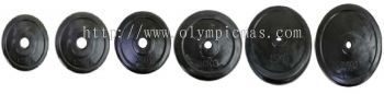 Rubberized Weight Plate (IR 91016)