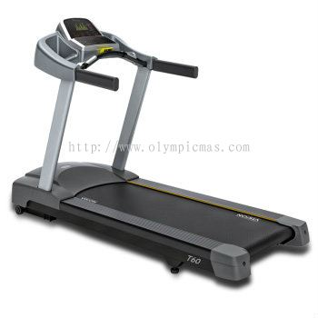 Vision Fitness T60 AC Motor Motorized Treadmill