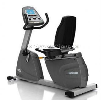 Matrix R  1X Recumbent Bike