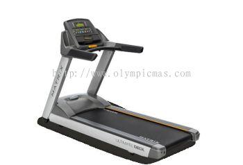 T 3X AC Heavy Duty  Motorized Treadmill