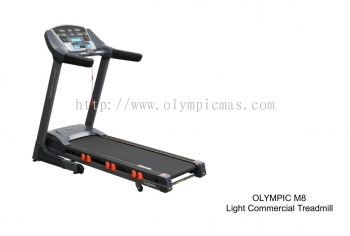 OLYMPIC M8 Light Commercial Treadmill