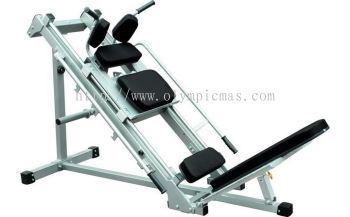 Leg press/Hack squat machine IFLPHS