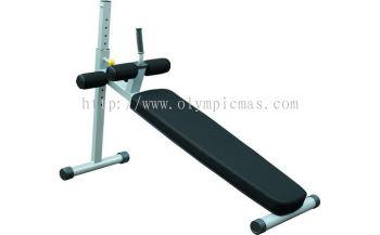 Adjustable Abdominal Bench IFAAB