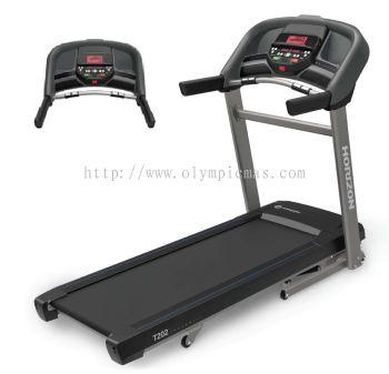 HORIZON T 202 Home used Treadmill