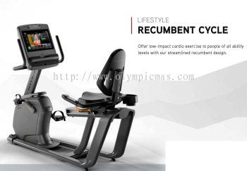 MATRIX LIFESTYLE Recumbent bike