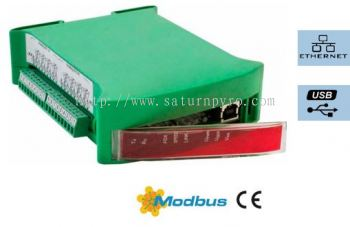 RAY-8 Ethernet Data Logger with Analog In