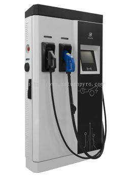 Raption - Outdoor Quick Triple EV Charger