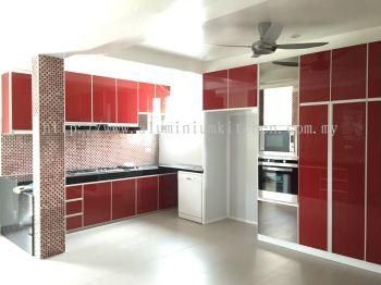 Aluminium Kitchen Cabinet 4G / 5G