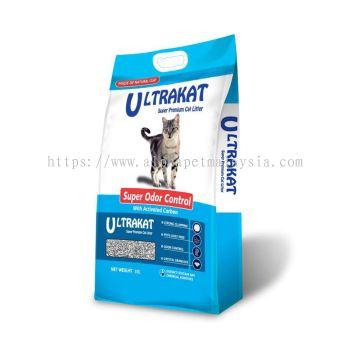 UK6010 - ULTRAKAT Premium Cat Litter 10Liter