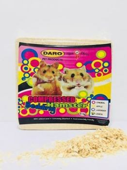 Compressed Hamster Bedding (60L)