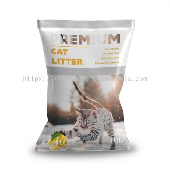 Premium 10 Liter Cat Litter (PC7010)