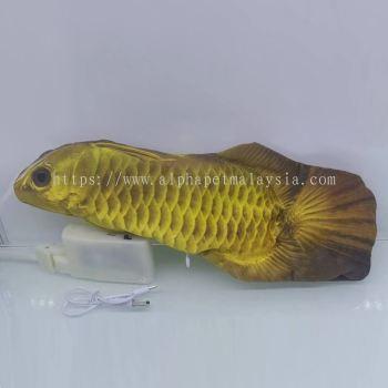 Cat Toys-Arowana Fish (CFGOLDEN-6)