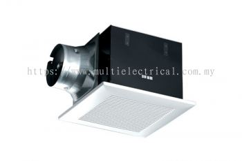 KDK Ceiling Mounted Sirocco Ventilating Fans - Steel Type with 2 speed motor (27CHH)