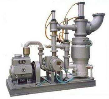JK Oil Diffusion Pump System
