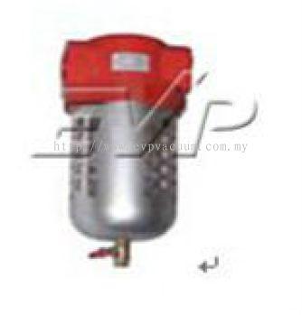 VAF Vacuum Liquid and Dust Filter