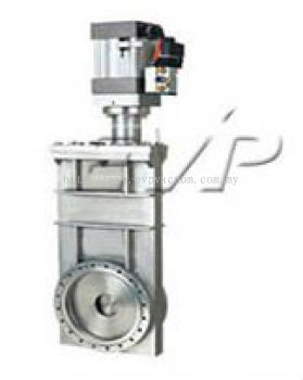 CCQA Pneumatic Ultra-High Vacuum Gate Valve