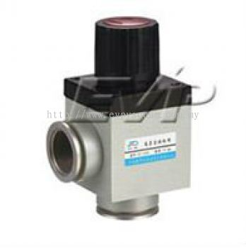 D-J(b) Manual High Vacuum Damper Valve