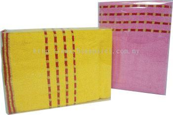 Bath Towel Casing PVC Box