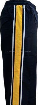 TB 03 Navy Blue - Yellow