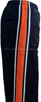TB 04 Navy Blue - Orange