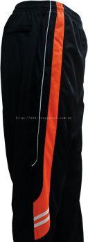 TB 722 Black - Orange