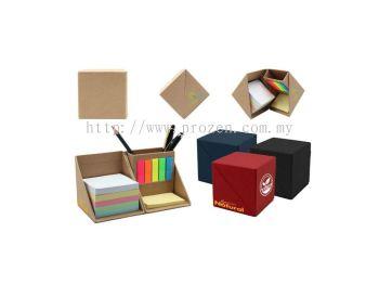 E01 Cube Restick Memo Box