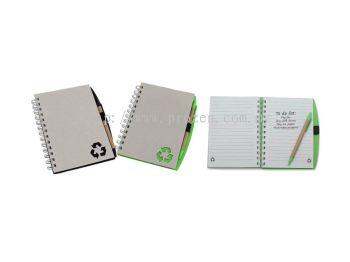 E04 Eco Sticky Note Book