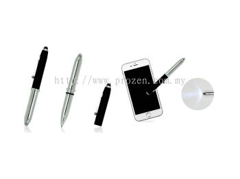 MFP 013 Stylus Ball Pen with LED Light