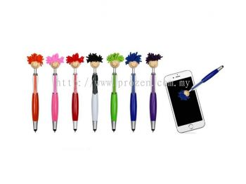 MFP 014 Stylus Ball Pen with Screen Cleaner
