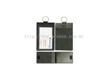 PU Nylon Card Holder