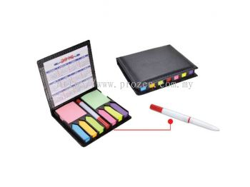 MP 210 Memo Pad with Pen