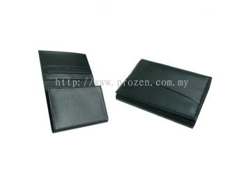 NCH 87 PU Leather Name Card Holder