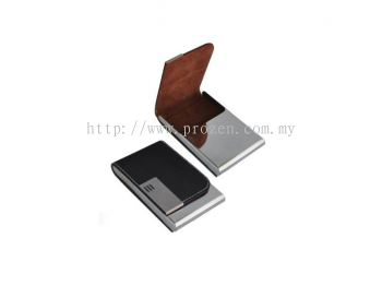 NCH 09 Name Card Holder (Leather)