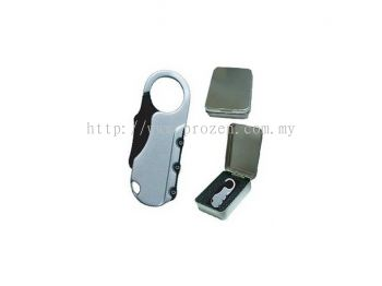 Exclusive Metal Luggage Lock