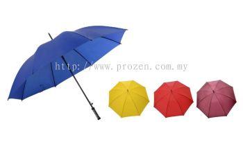 30 Inches Nylon Taffeta Auto Umbrella (Ready Made)