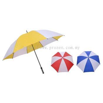 30 Inches Joint Colors Taffeta Nylon Umbrella (Ready Made)