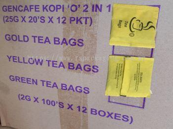 TEA BAG SACHET (1,000 PCS)