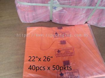 65E SHOPPING BAG (2,000 PCS)