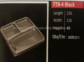Toli 3 Compartment (300 set)