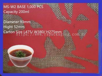 MS-W2 BASE (1,000 PCS)