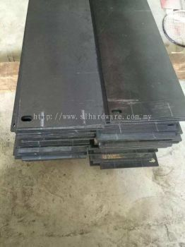 Special cutting mild steel plate
