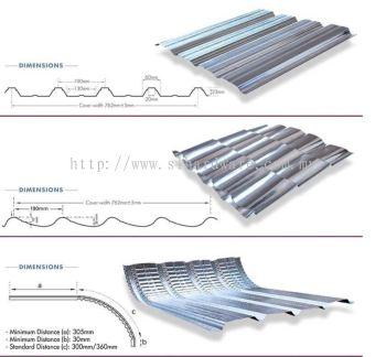Metal roofing + opp